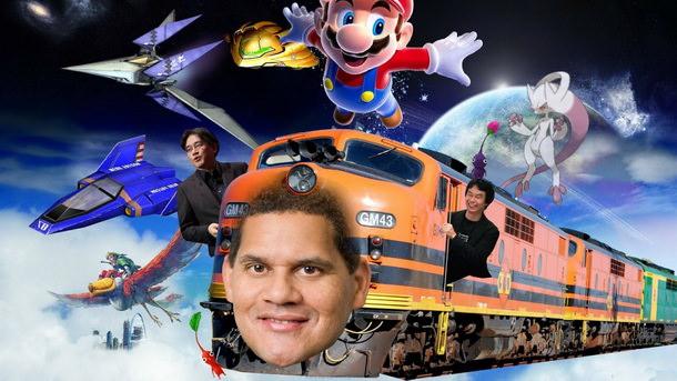 E3 Hype Train