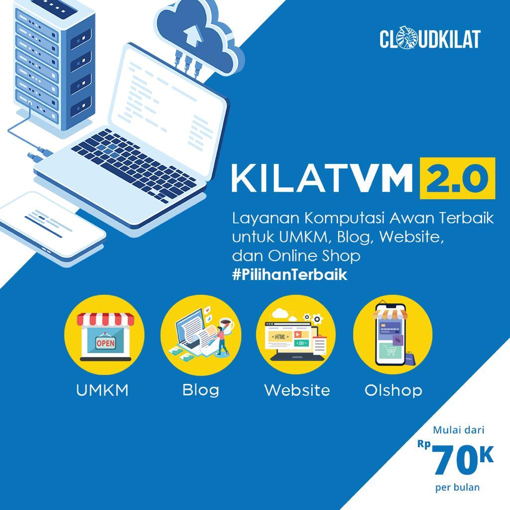 CloudKilat - Server Cepat, Harga Hemat