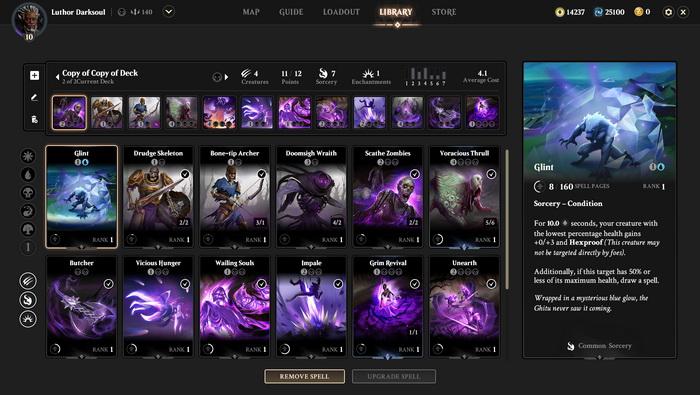 Sistem Skill Game MMO Gratis Magic: Legends