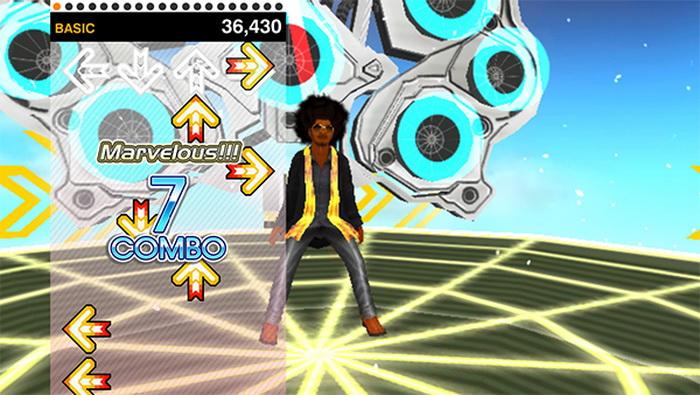 Game Konami Dance Dance Revolution