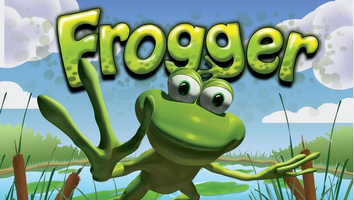 Game Konami Frogger