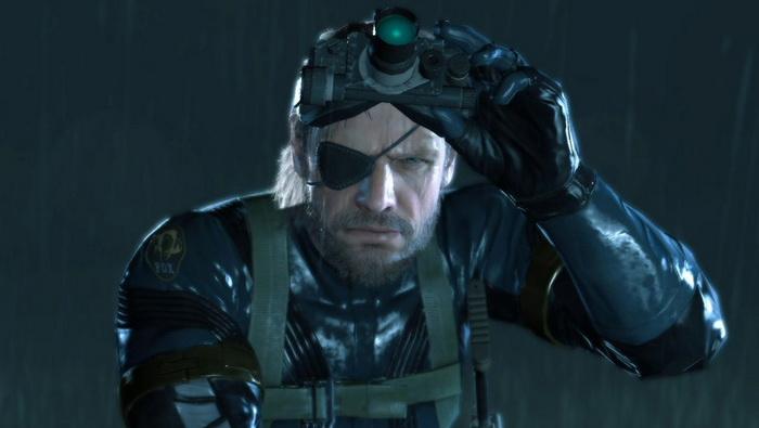 Game Konami Metal Gear Solid